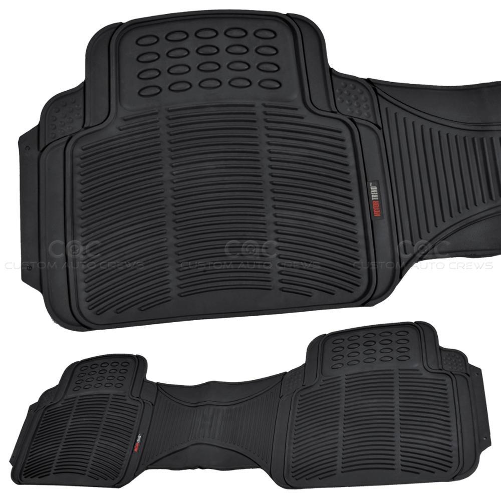 1pc premium motor trend floor mat runner liner odorless