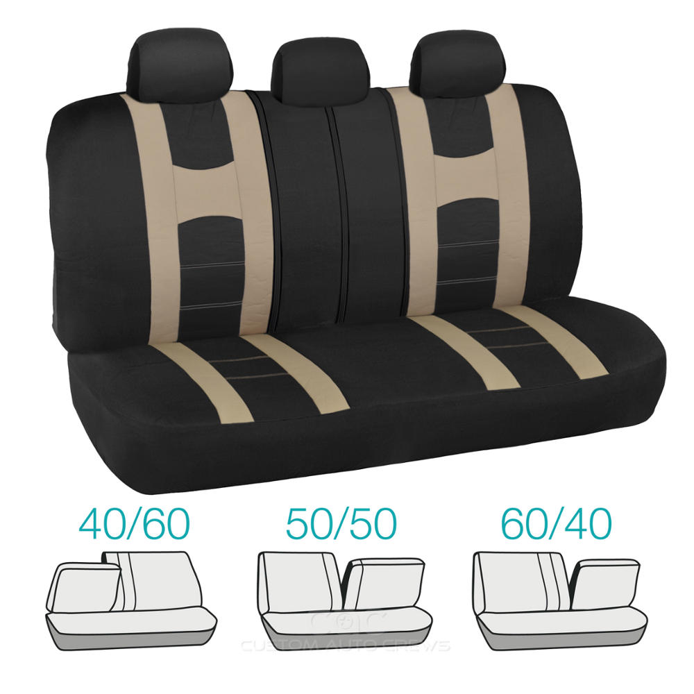Full Interior Set Rome Car Seat Cover Rubber Mat