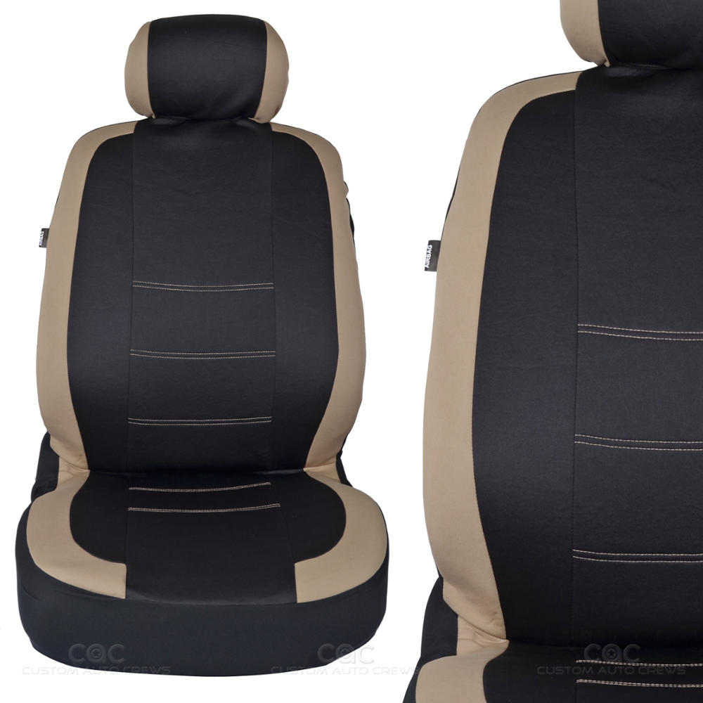 Auto Interior Set Car Seat Cover Mat Amp Steering Wheel