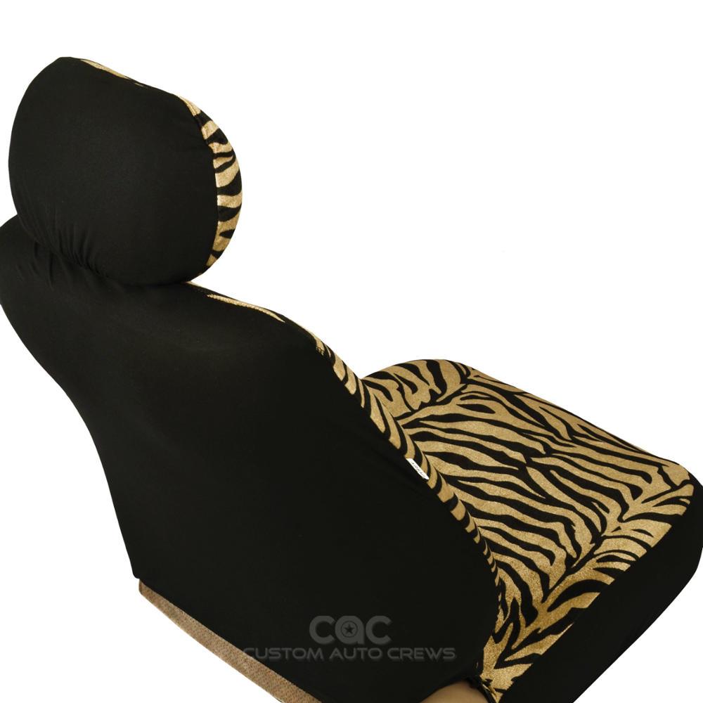 Zebra Print Car Seat Covers Amazon
