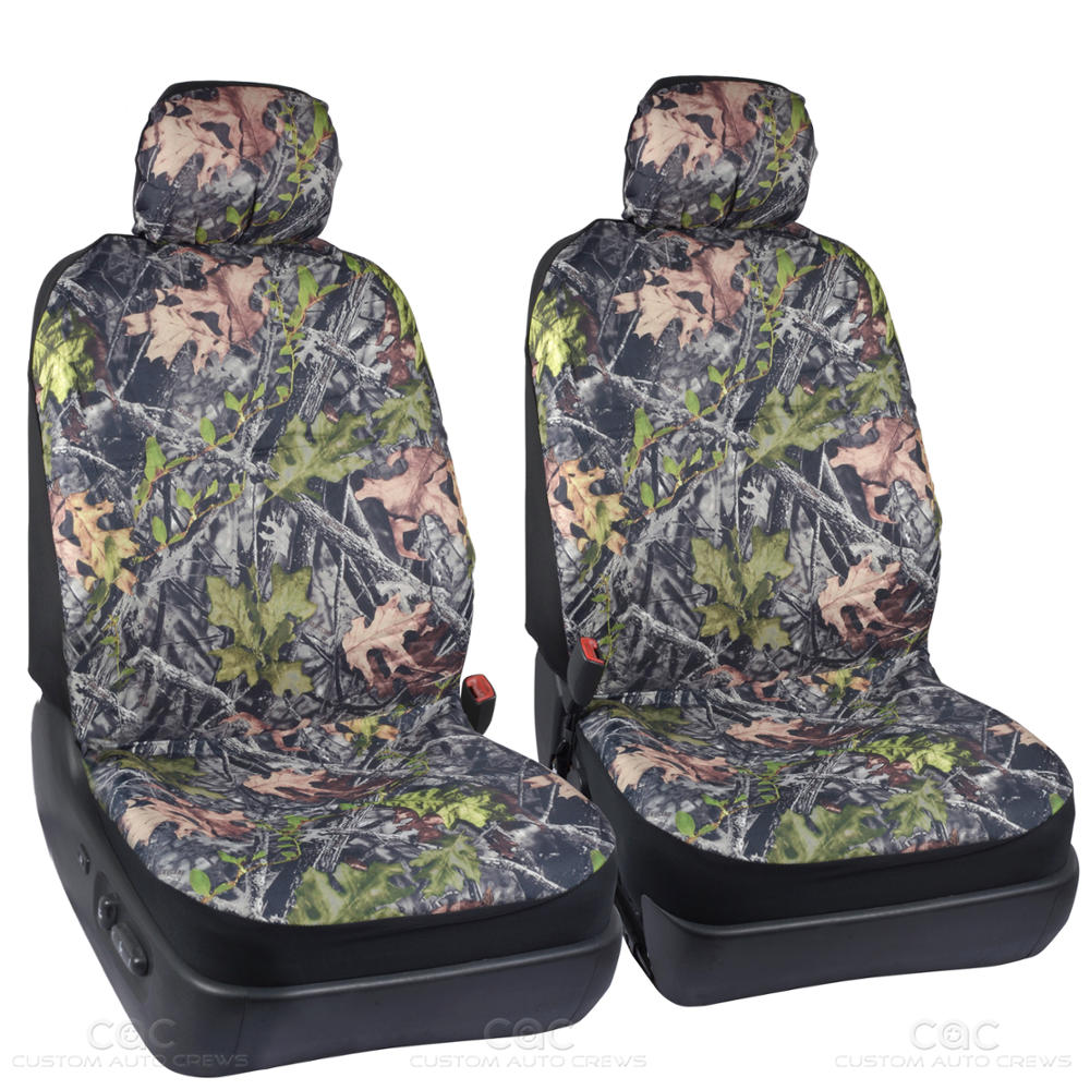 Camo Seat Covers For Auto Truck SUV