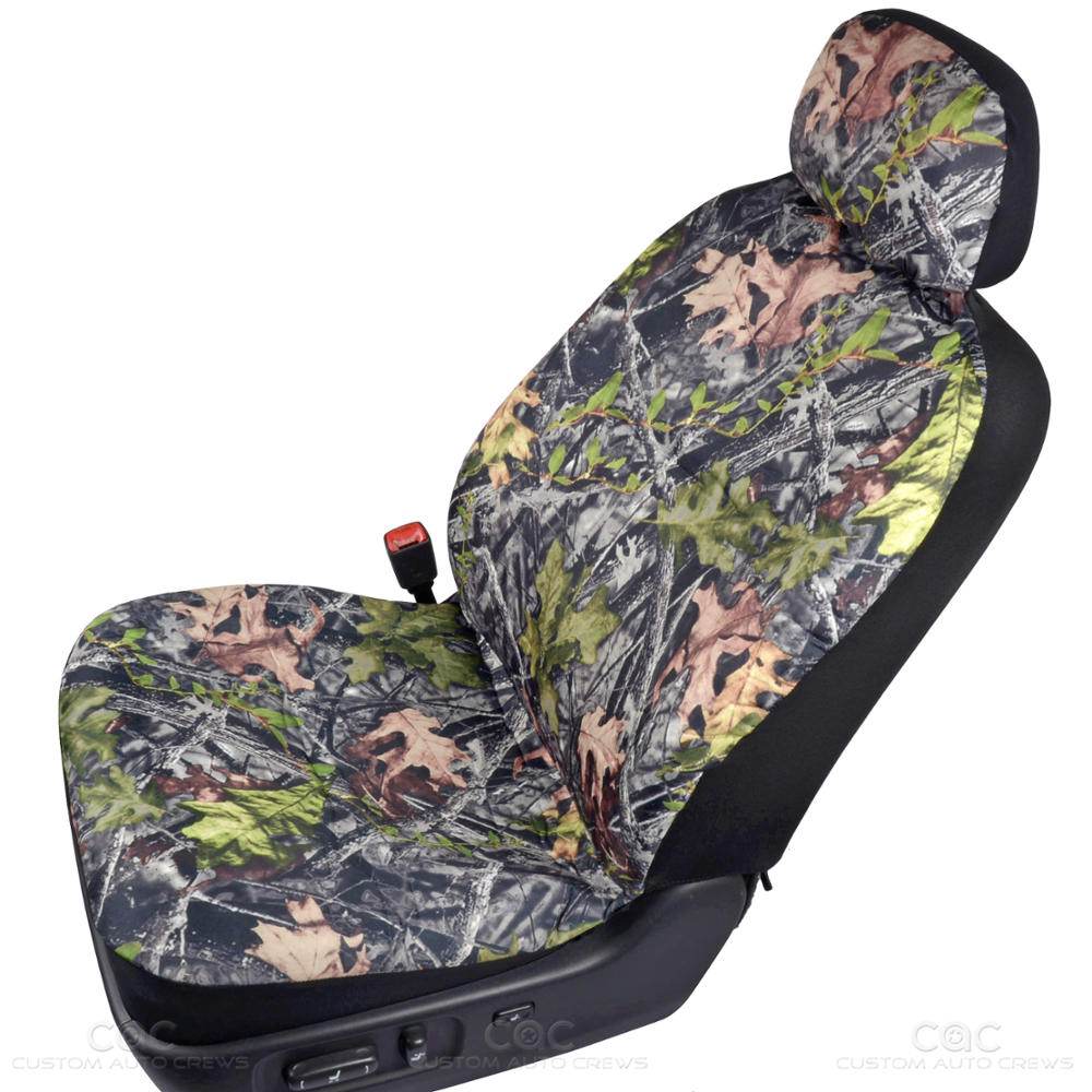 Camo Seat Covers For Auto Truck Suv Camouflage Design Ebay