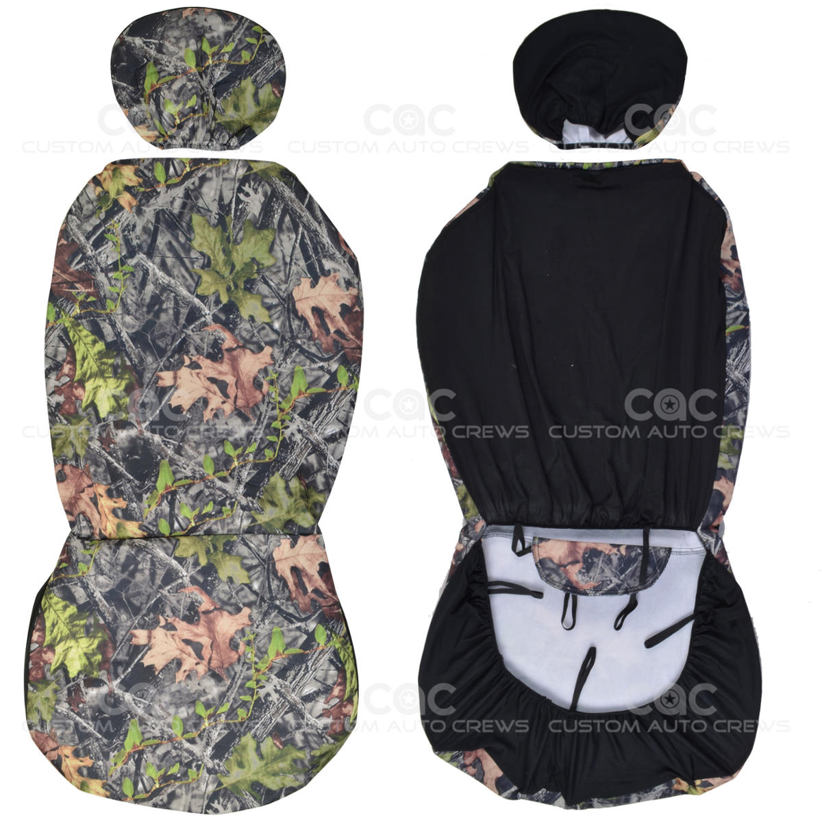 4pc camo car seat cover 4pc camo microfiber floor mats for auto van suv truck ebay. Black Bedroom Furniture Sets. Home Design Ideas