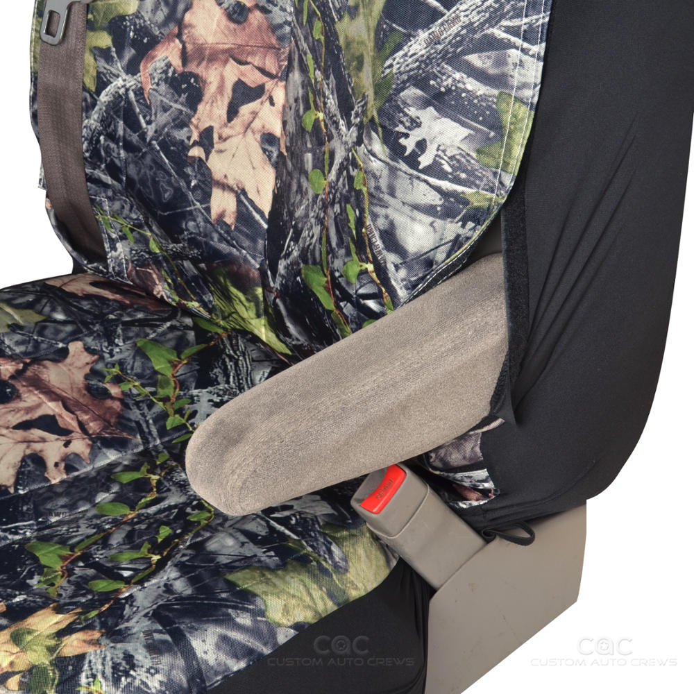 Hawg Camo Huntsman 4 Layer Seat Covers Maple Forest