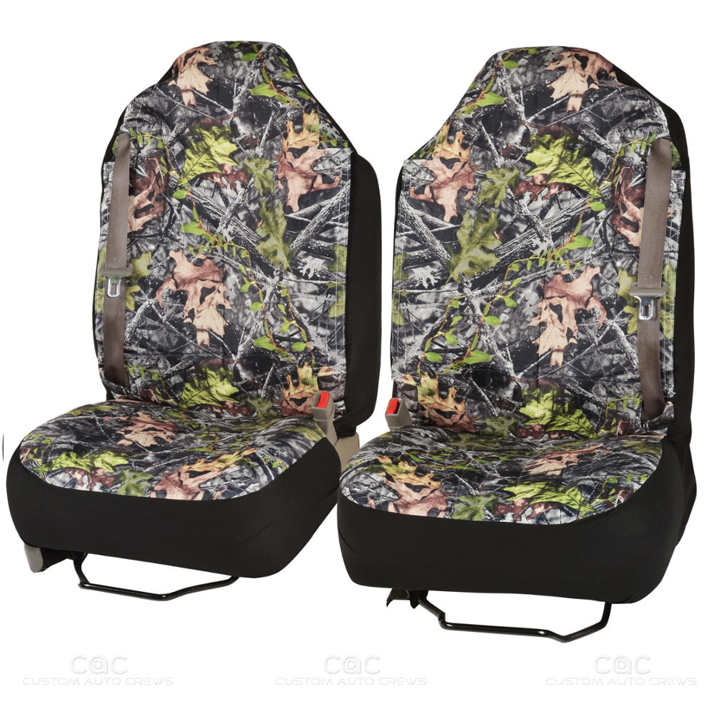 camo seat covers heavy duty rubber floor mats forest camouflage for truck suv. Black Bedroom Furniture Sets. Home Design Ideas