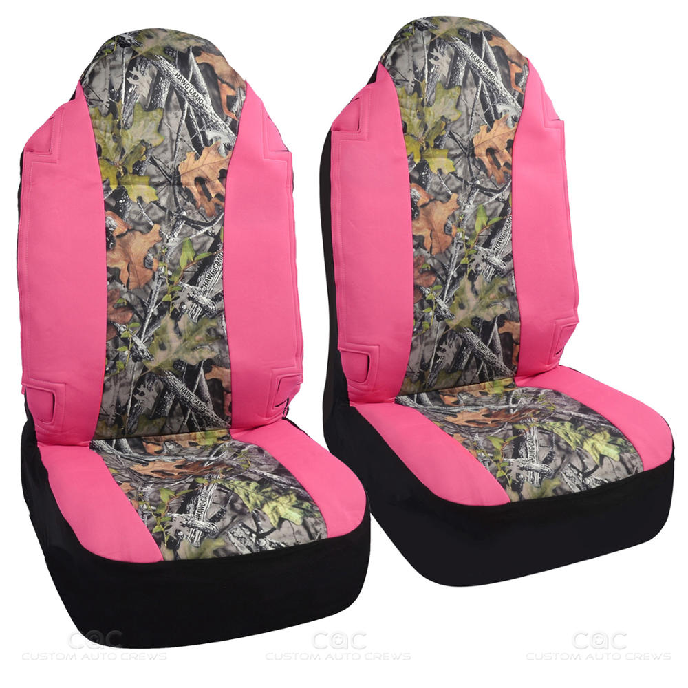 Pink Camo Seat Covers Ford F150