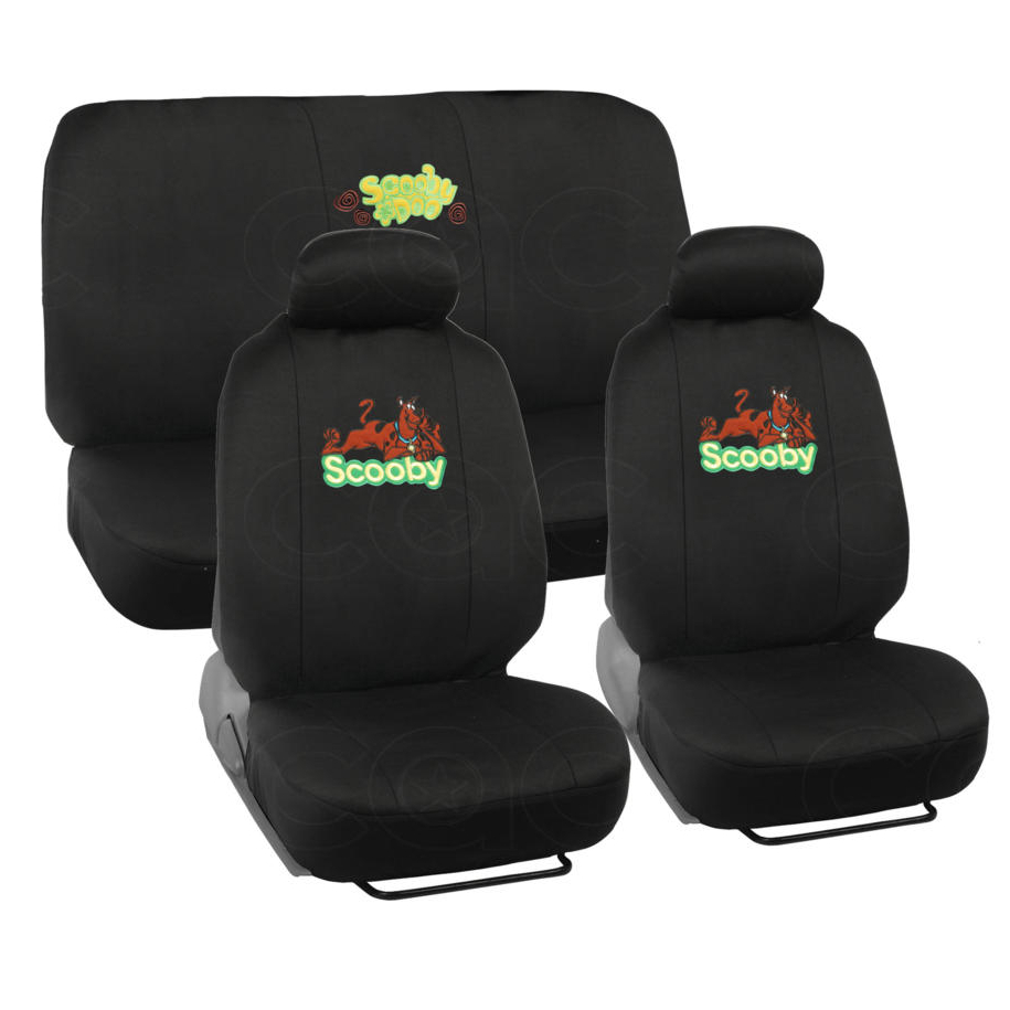 Official Scooby Doo Seat Covers For Car SUV