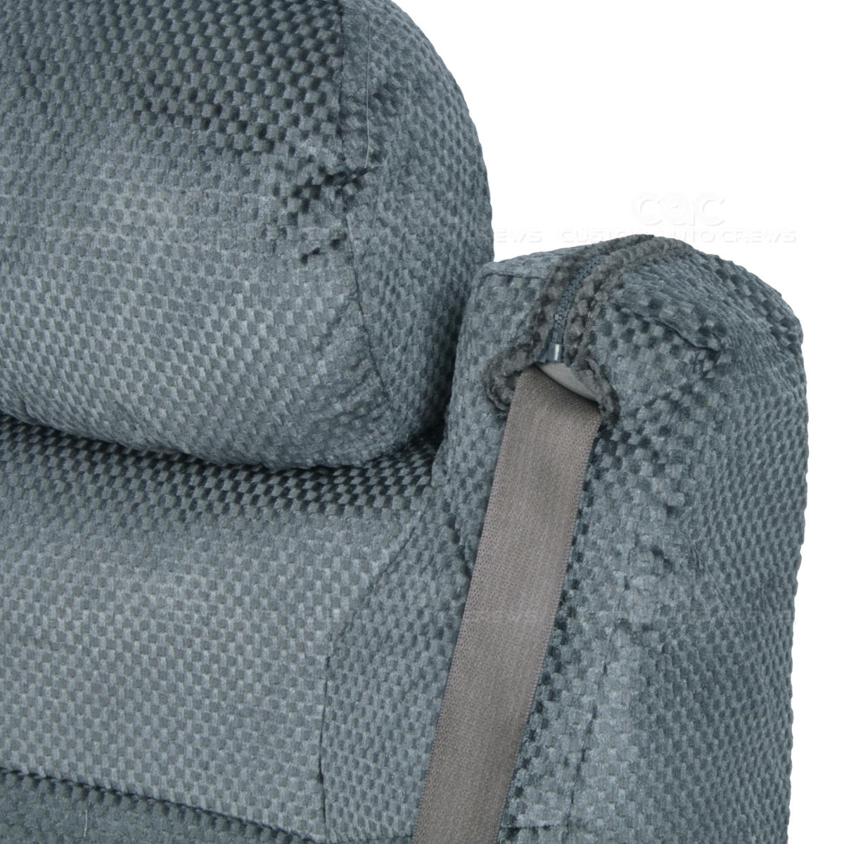 Scottsdale Truck Seat Covers Built In Seat Belt Checkered