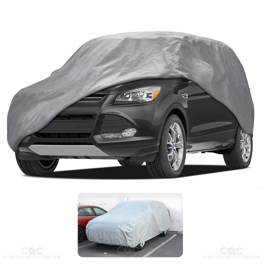 Motor Trend Waterproof Uv Full Car Auto Cover For Toyota