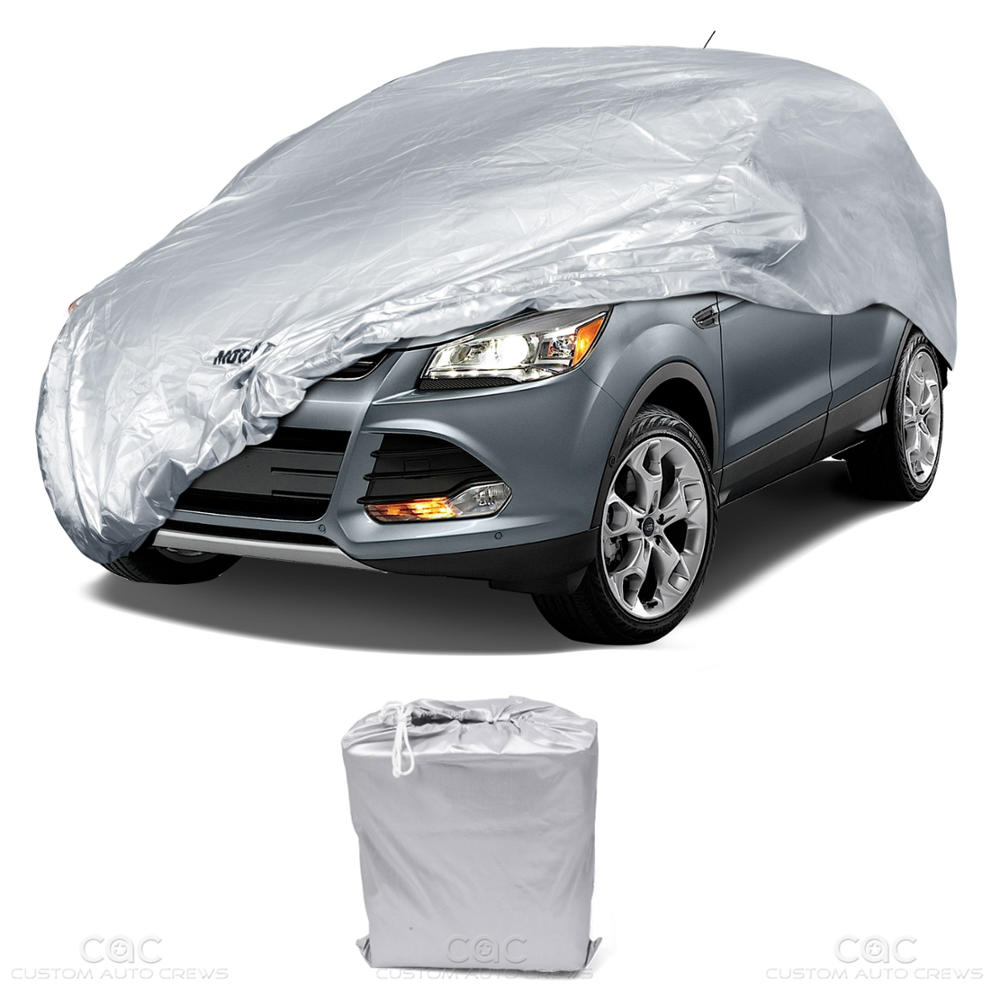 Motor Trend Car Cover Waterproof Uv Resistant For 4 Door
