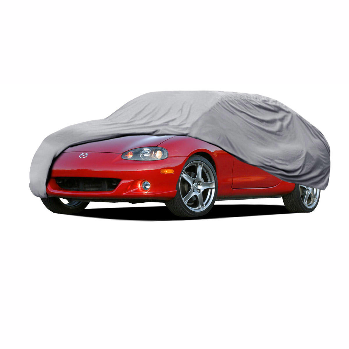 car cover for mazda miata mx5 outdoor waterproof all weather breathable 3 layers ebay. Black Bedroom Furniture Sets. Home Design Ideas