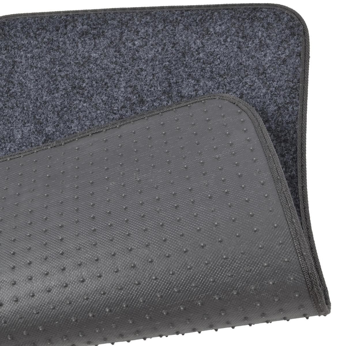 Car Floor Mats For Sedan SUV 4 Piece Carpet Liner Vinyl