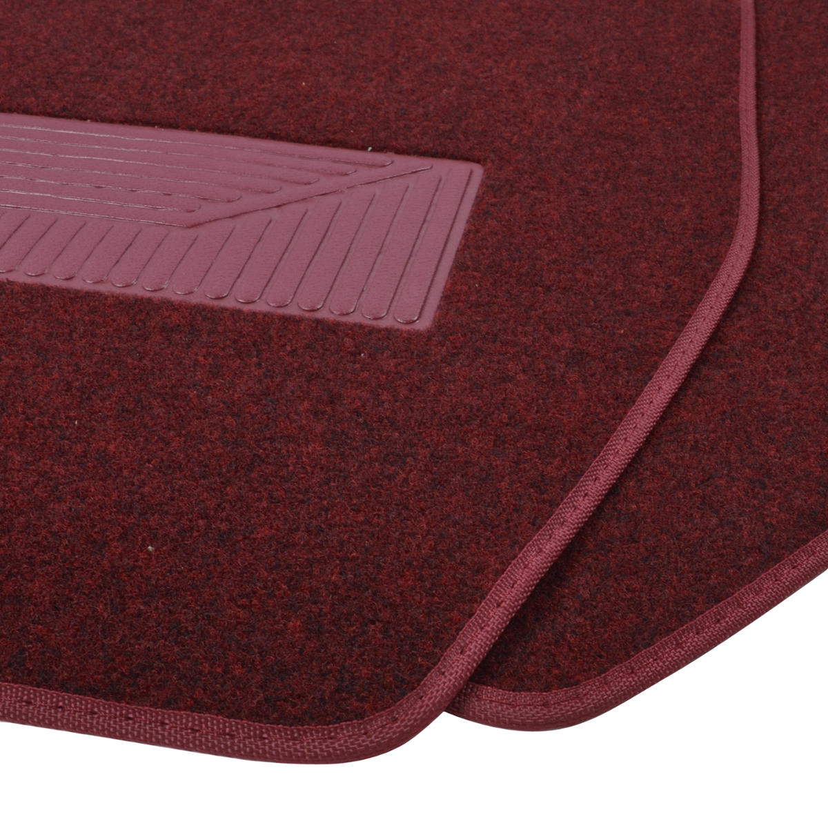 3pc set burgundy heavy duty carpet suv van pickup car for What is the best quality carpet