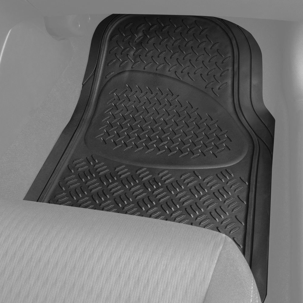Rubber floor mats car - Car Floor Mats For All Weather Heavy Duty