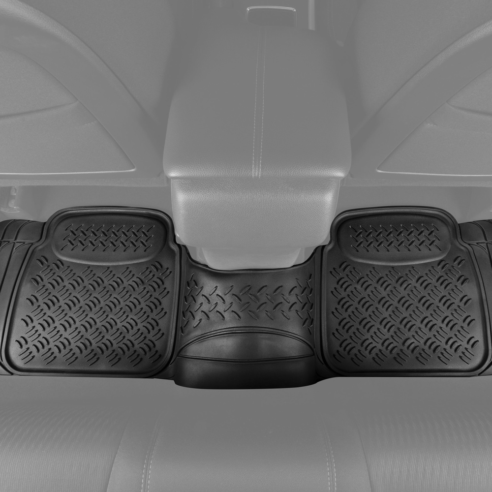 Rubber floor mats for kia rio - Car Floor Mats For All Weather Heavy Duty