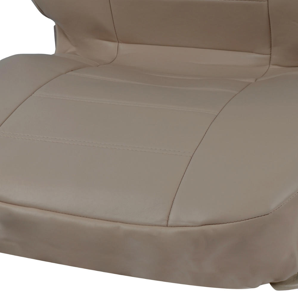 ProSynthetic Beige Leather Auto Seat Covers For Kia Optima