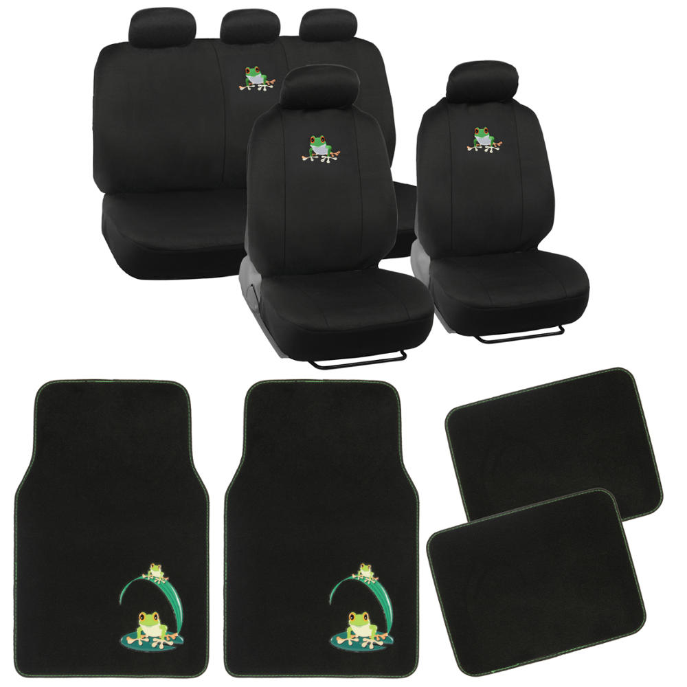 Frog Car Seat Covers Australia