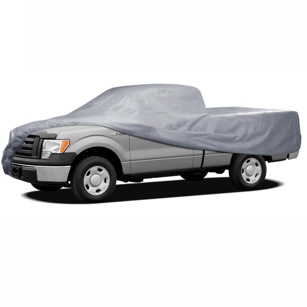 Small Ford Truck: Dust Proof Pickup Truck Cover Indoor Deluxe Breathable