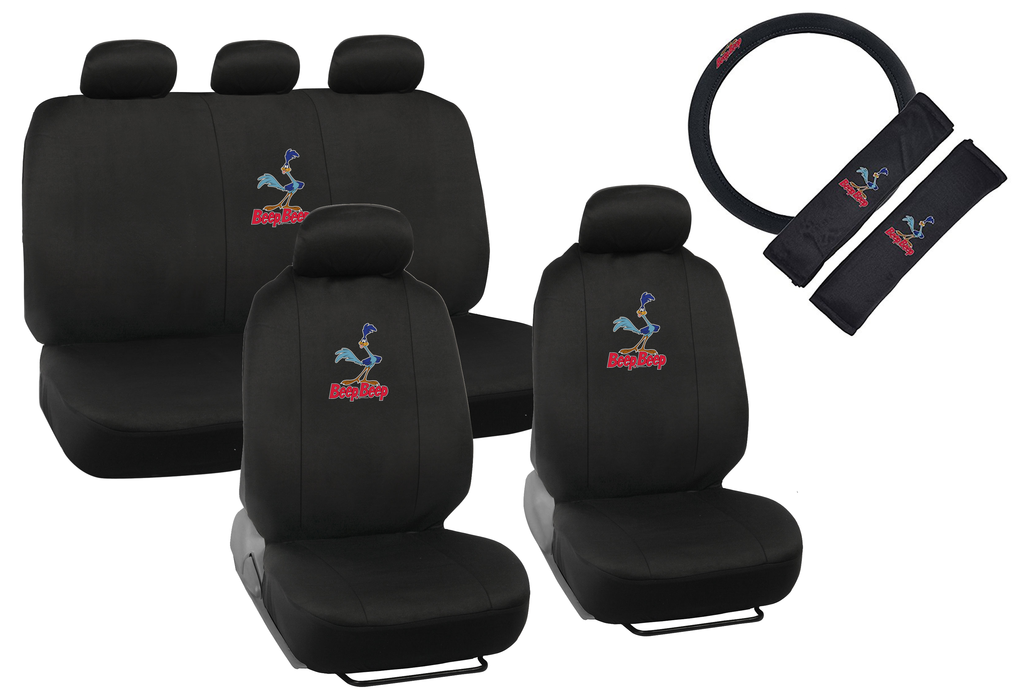 Low Back Seat Covers