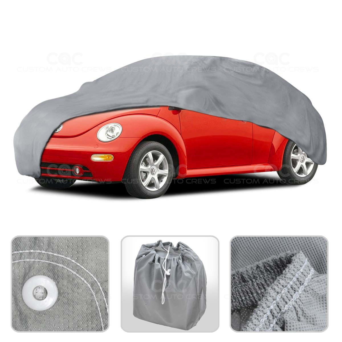 car cover for new beetle outdoor breathable sun dust proof auto