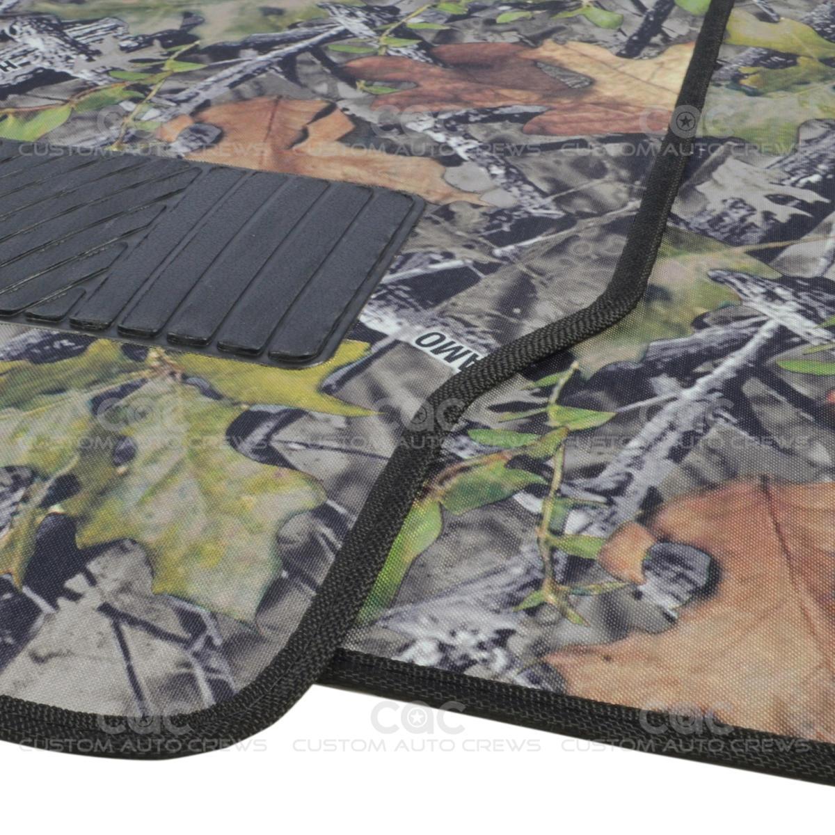 Camo Mats For Car Suv Truck 4 Pc Car Floor Mat