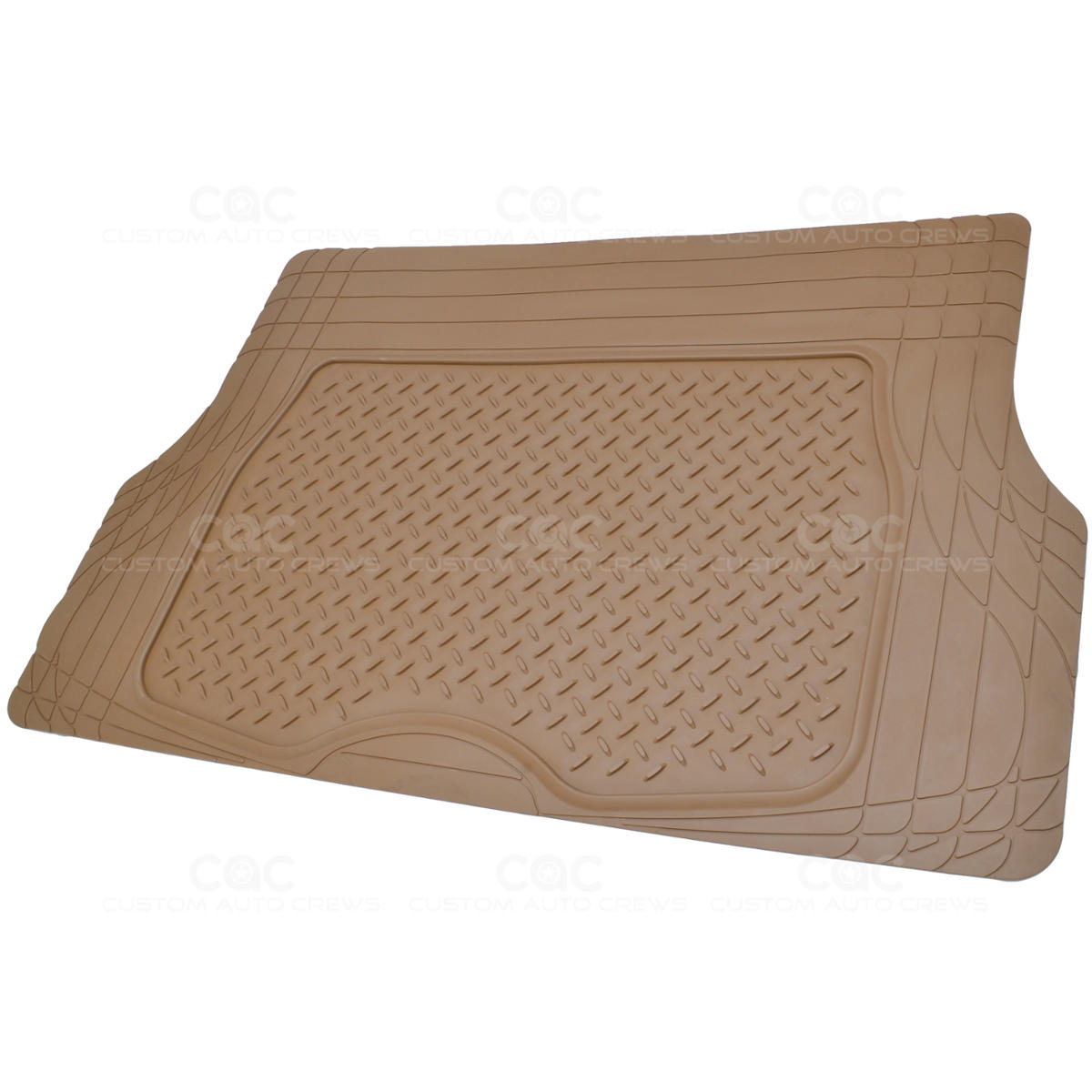 Beige Flextough All Weather Hd Rubber Mats Package 4pc