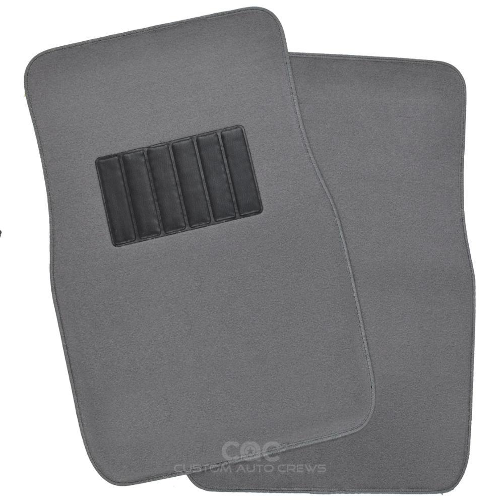 9 Pc Seat Cover Split Bench Mat Combo