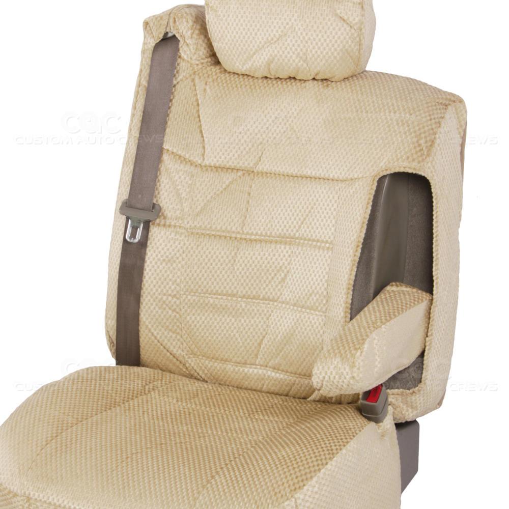 Scottsdale Truck Seat Covers Seatbelt Armrest Premium