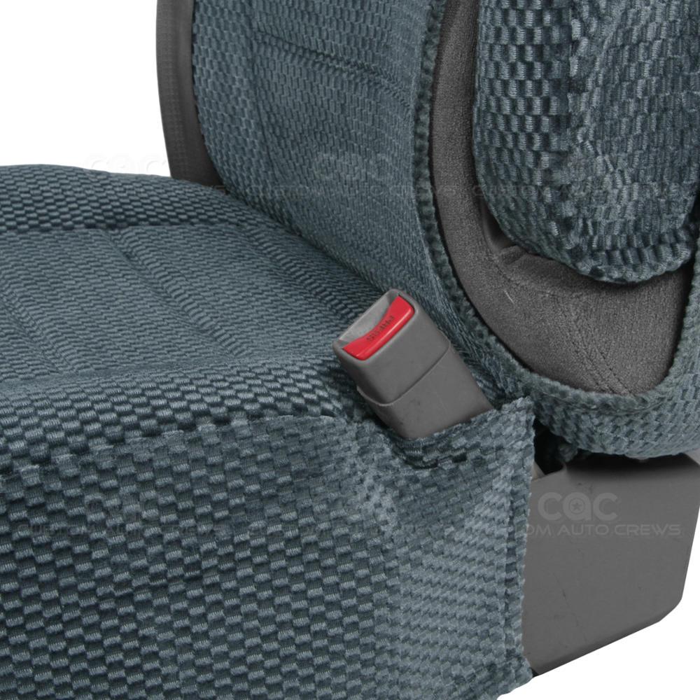Scottsdale Truck Seat Covers Built-in Armrest Premium