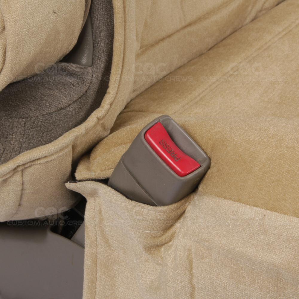 Encore Truck Seat Covers Seatbelt Armrest Premium Cloth In