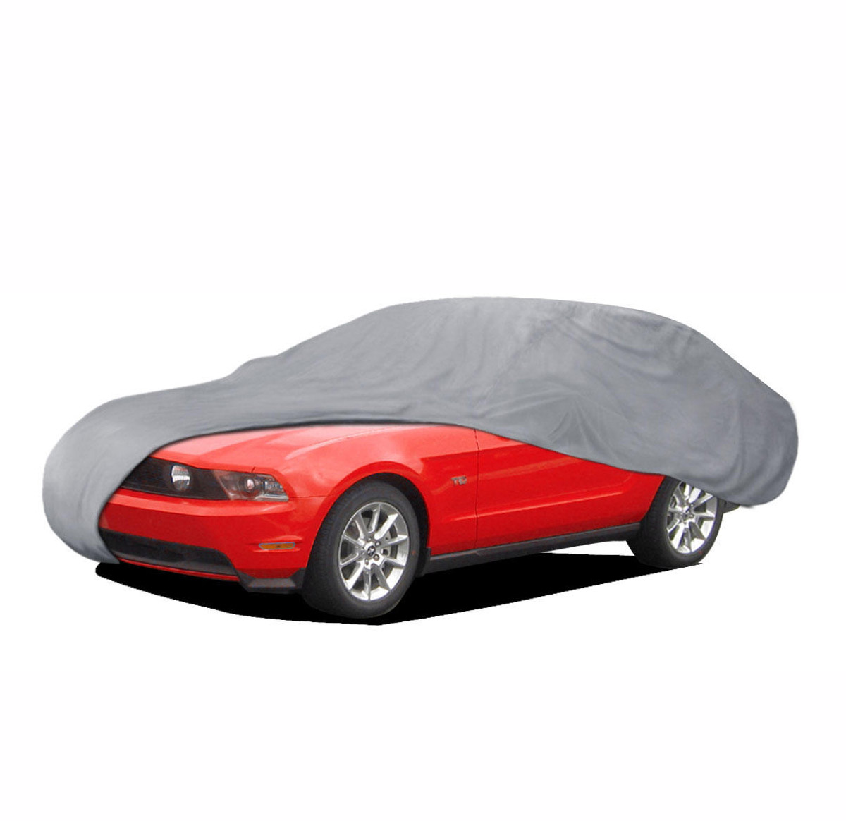 car cover for ford mustang 65 04 outdoor waterproof sun uv proof 5 layer ebay. Black Bedroom Furniture Sets. Home Design Ideas