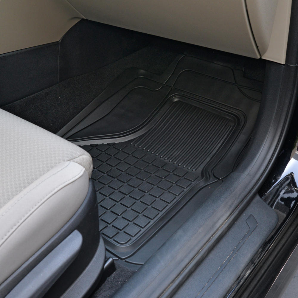 Hd 3d Rubber Custom Fit Floor Mats For Ford F 150 2009