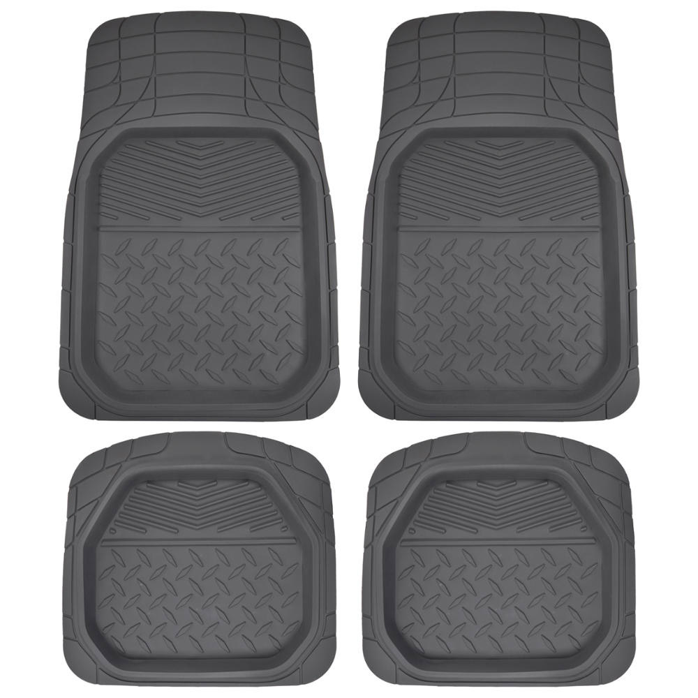 Purchase Gray Heavy Duty Rubber Floor Mats - Dish Grid