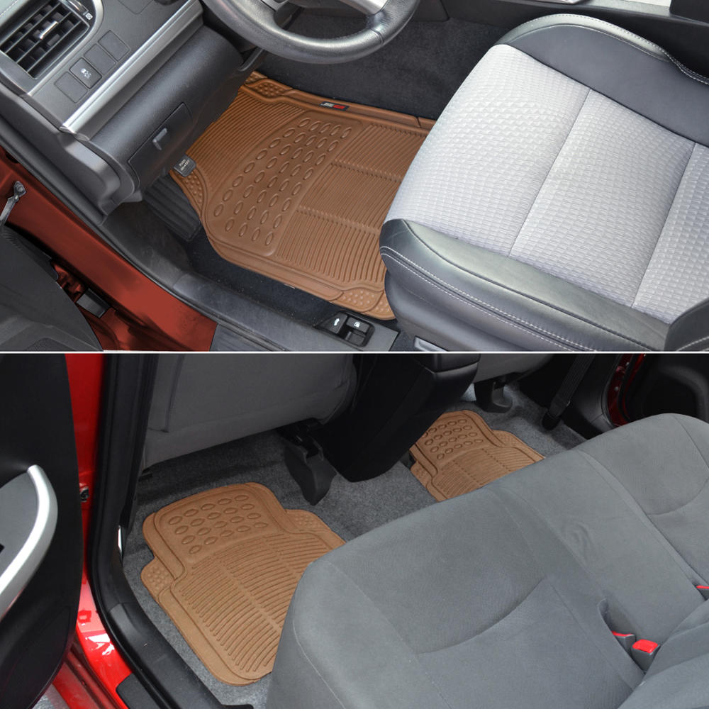 Motortrend Floor Mat For Car Suv 100 Odorless Trimmable