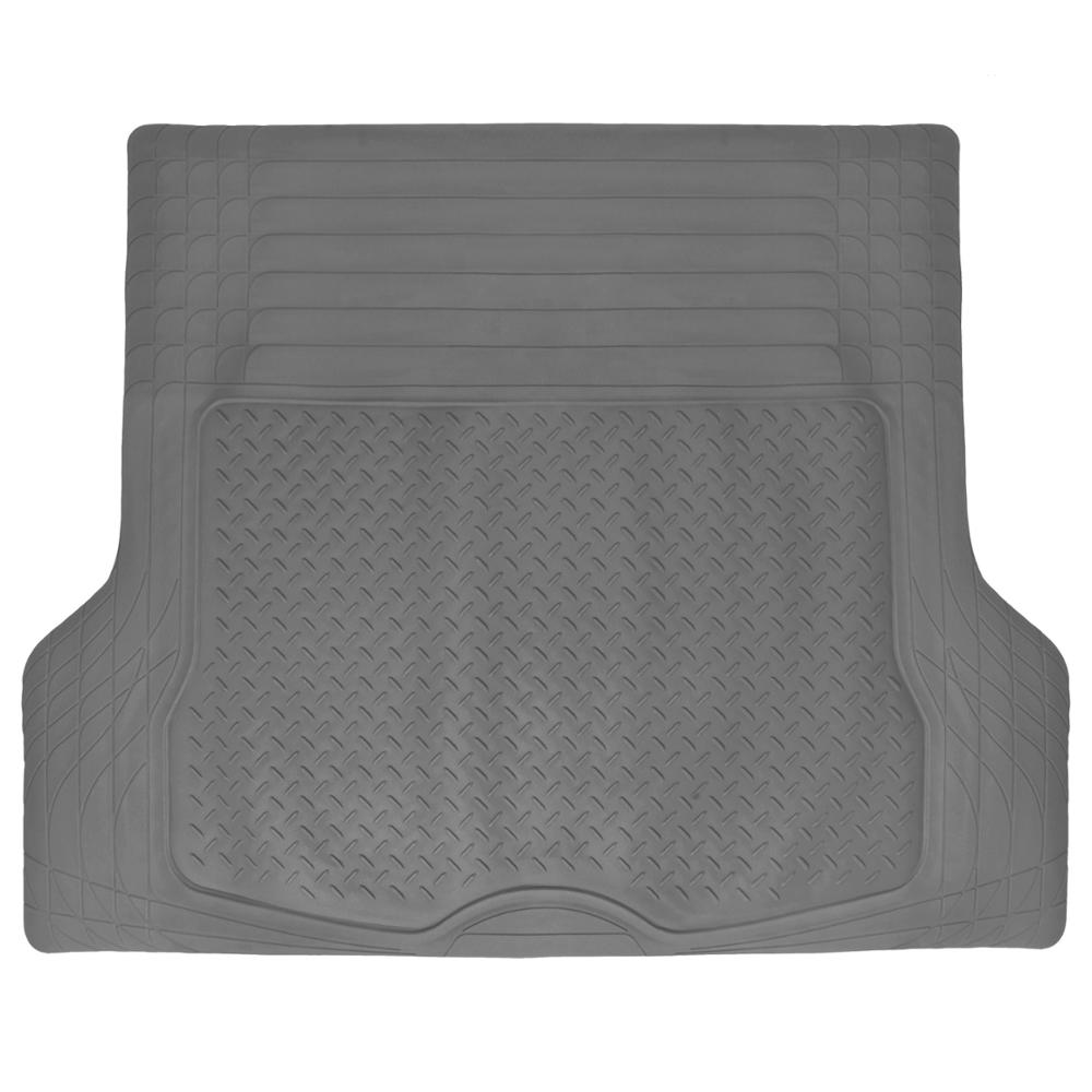 Suv Floor Mat 4 Pc Rubber All Weather Heavy Duty Front