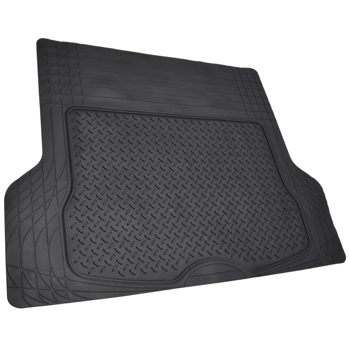 Cargo Trunk Floor Mat Liner For Car Suv Truck All Weather