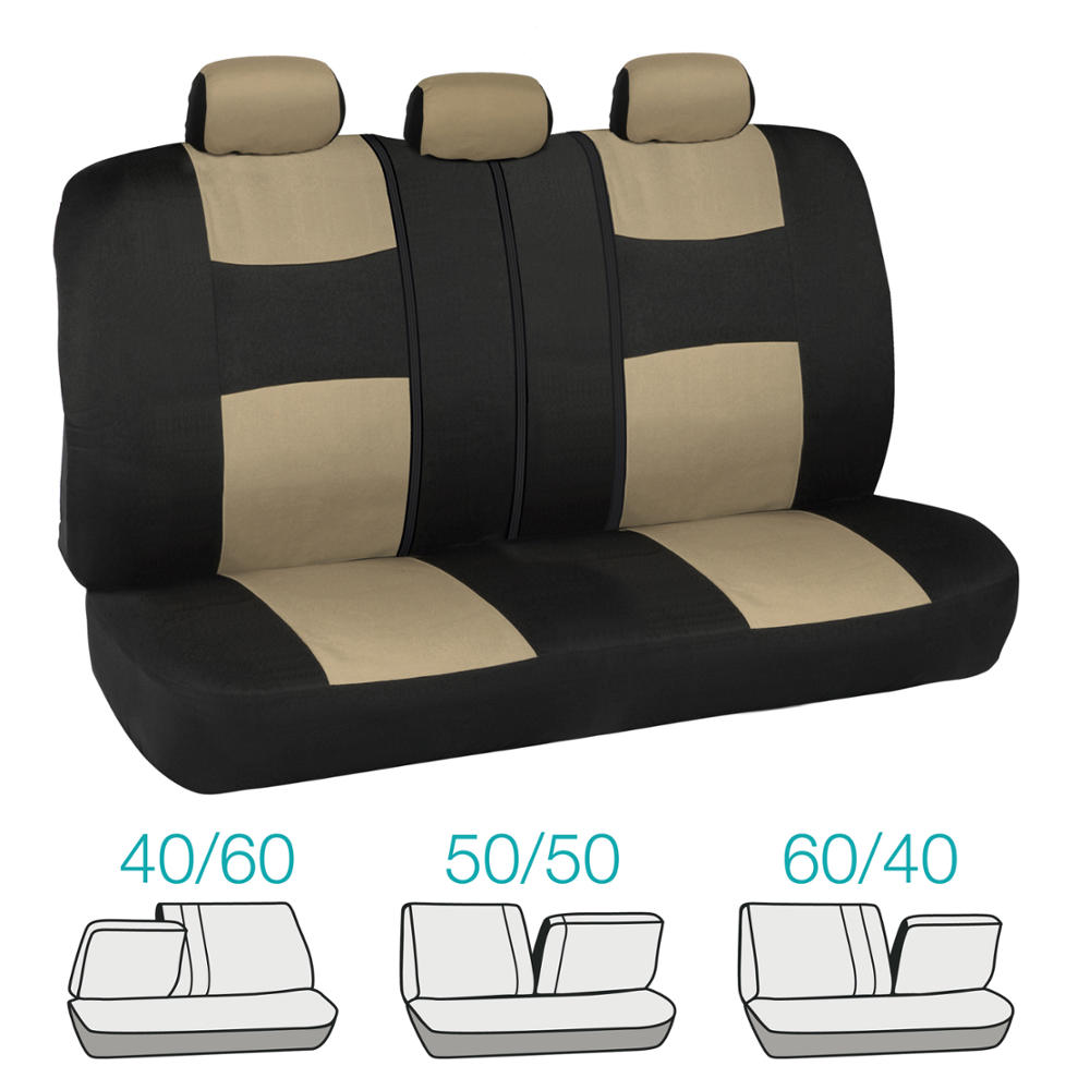Split Bench Seat Cover