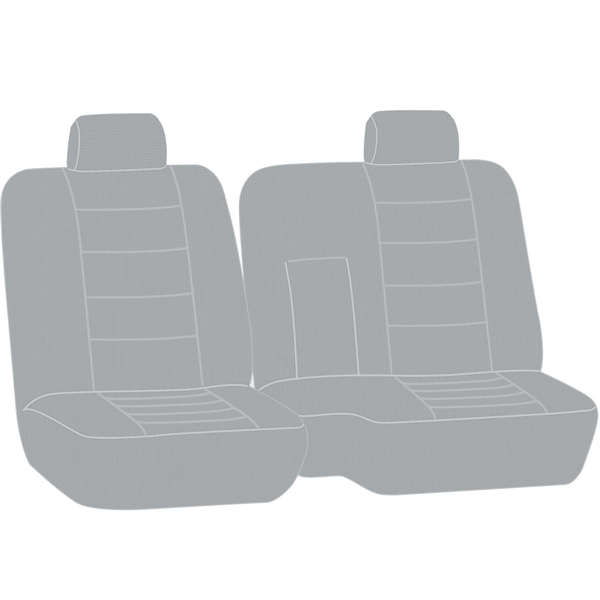 Admirable 40 60 Split Bench Seat Covers Nyc City Caraccident5 Cool Chair Designs And Ideas Caraccident5Info