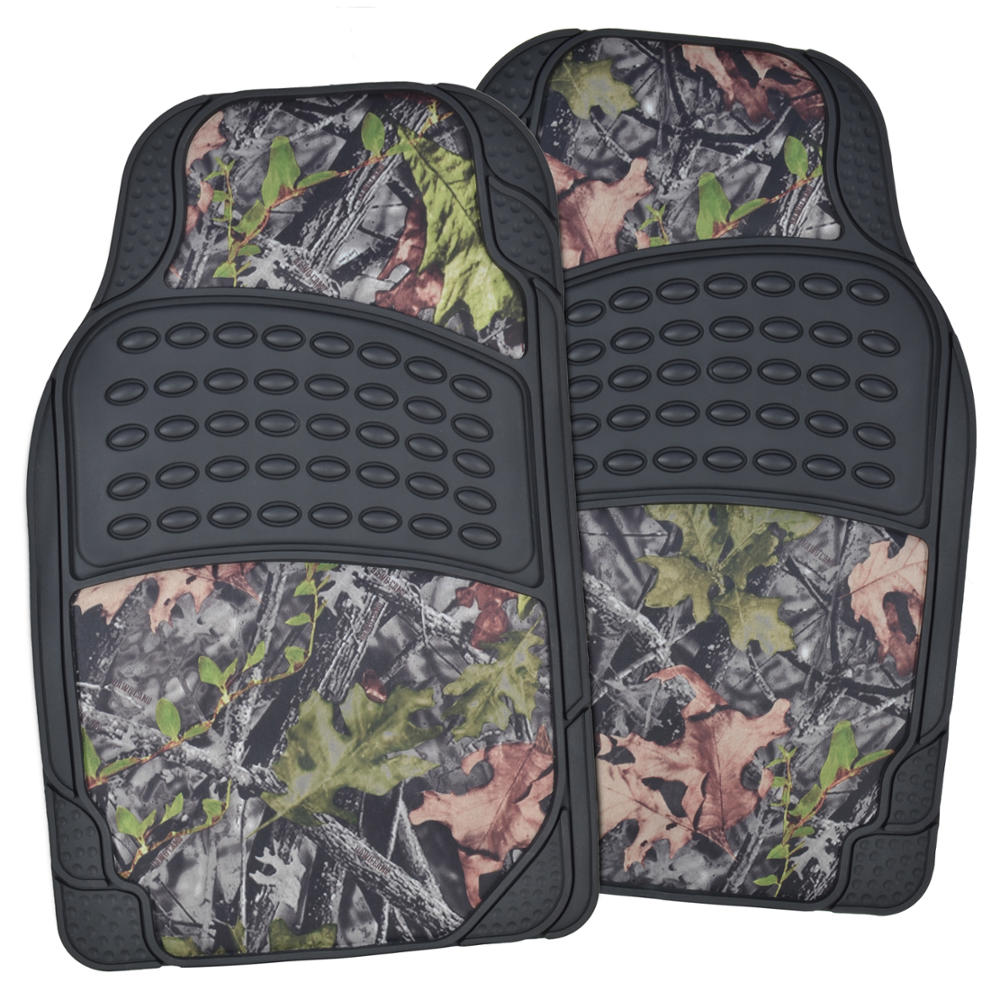 Camo Seat Covers W/ Black/Camouflage Heavy Duty All