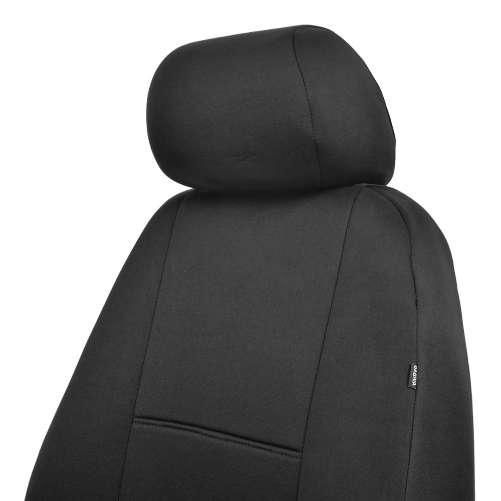 Charcoal Gray Custom Seat Covers For Chevy Silverado 2009