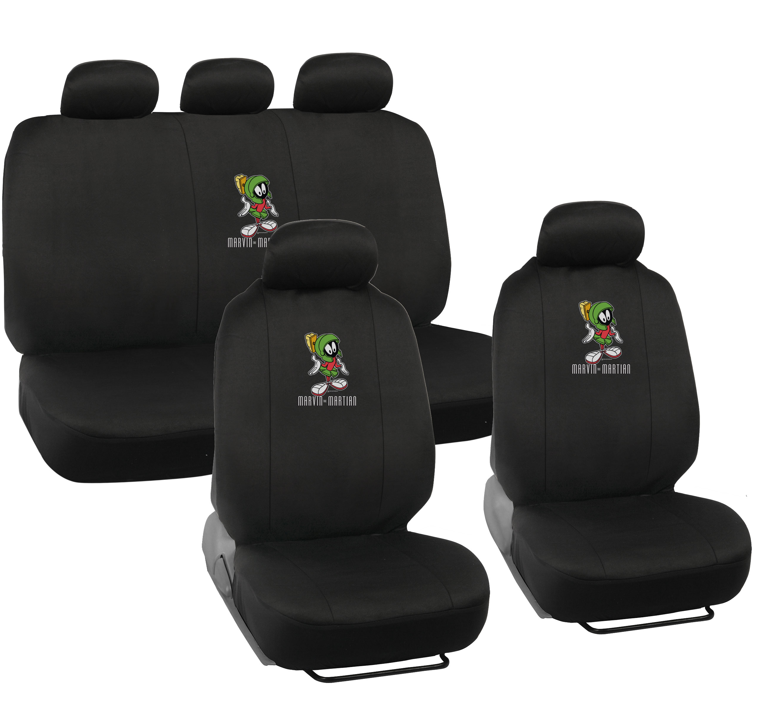Marvin Martian Car Seat Covers